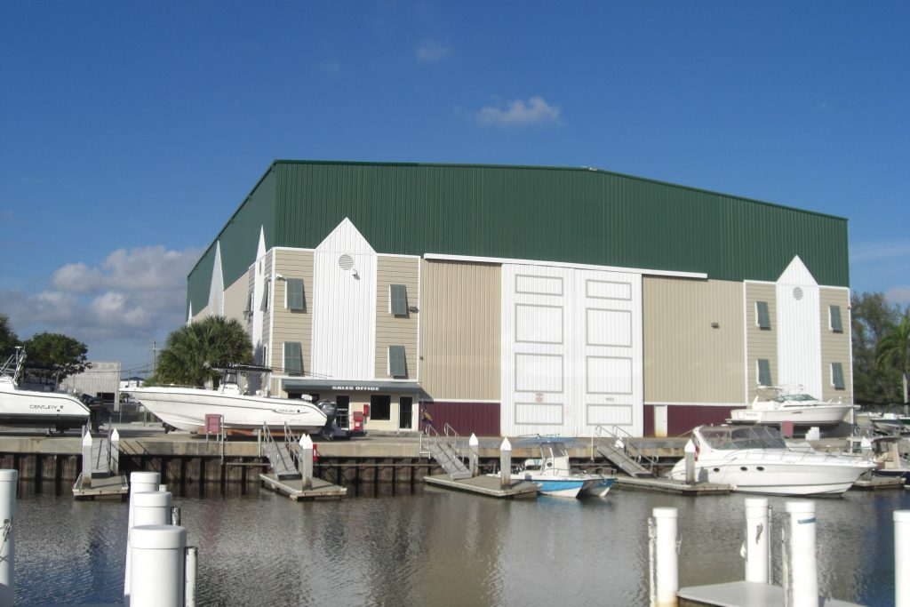Thunderboat Marine Boat House