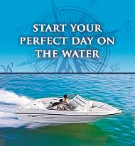 Start your day on the water